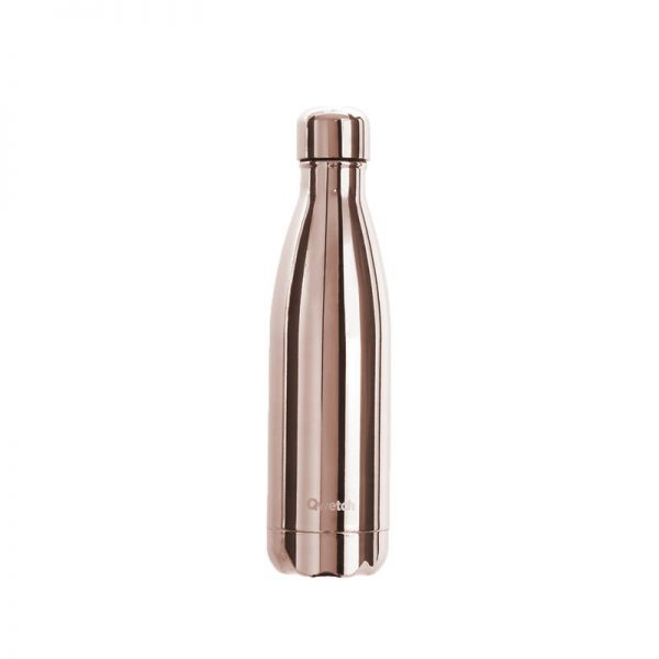 Bouteille isotherme Rosé 500ml QWETCH