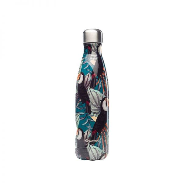 Bouteille isotherme Toucan 500ml  29€95