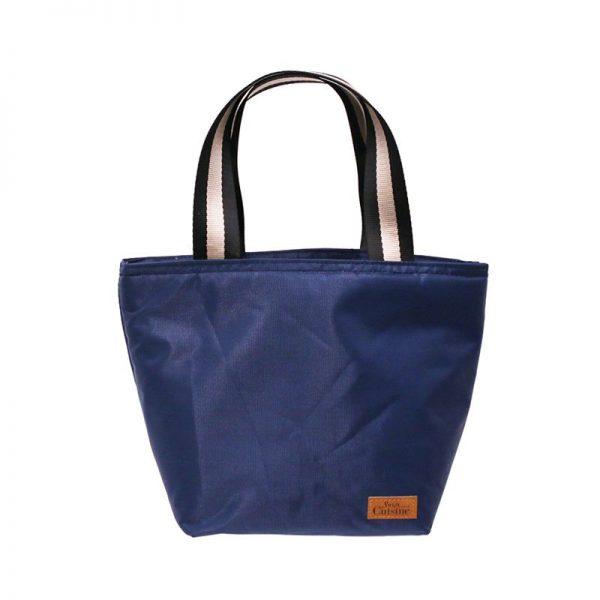 Lunch bag à anses Bleu  14€95