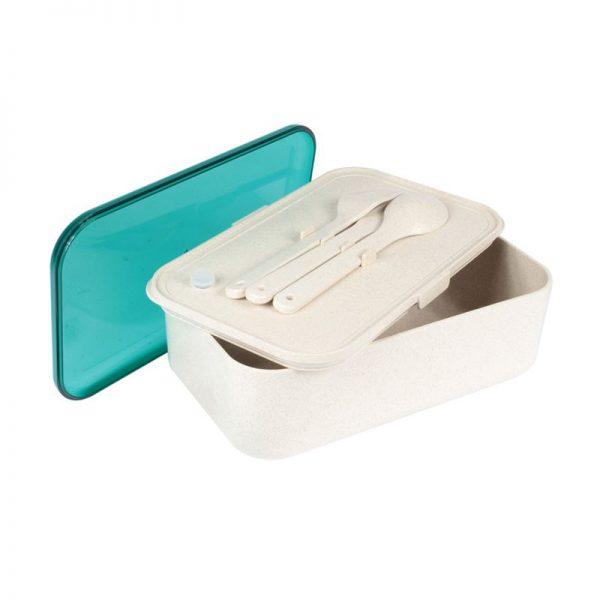 Lunch box et couverts Vert DU BRUIT DANS LA CUISINE